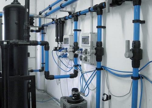 impianto aria compressa efficaci costituiti da sistemi di distribuzione leggeri, modulari e ridimensionabili