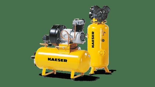compressori industriali aria compressa oil free