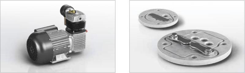 compressore alternativo a pistoni