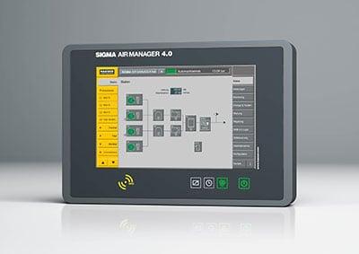 manutenzione compressore predittiva : I vantaggi di sigma smart air