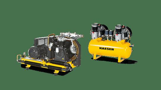 compressori industriali aria compressa a olio