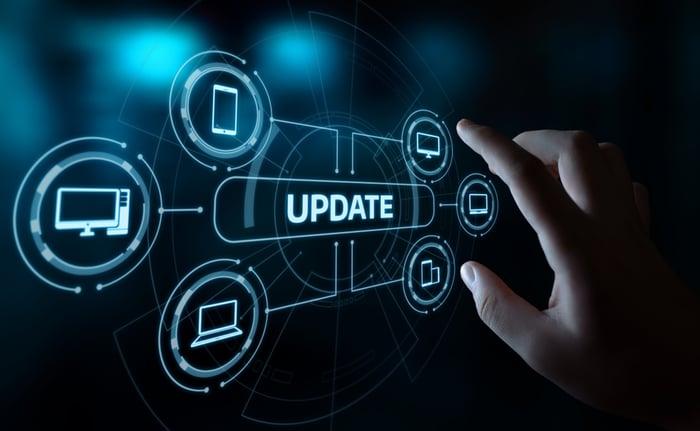 upgrade dei sistemi di monitoraggio e condivisione dati compressori