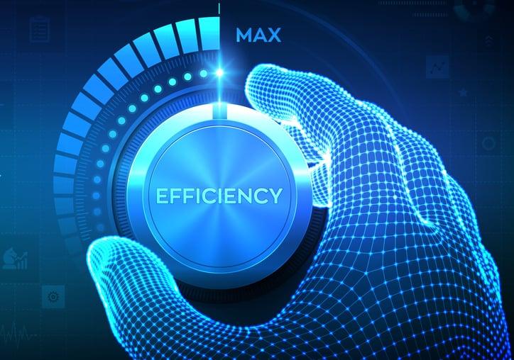 incremento dell'efficienza aziendale energetica