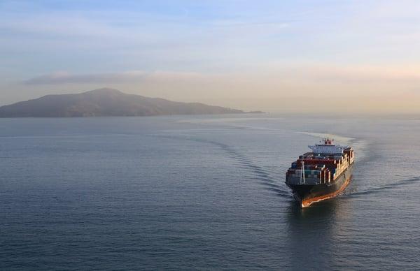 compressore per nave