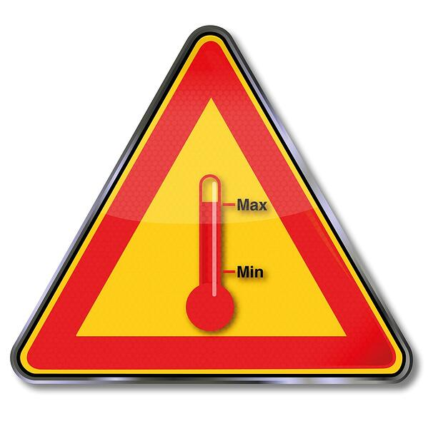 gestire il calore nella sala compressori per evitare problemi
